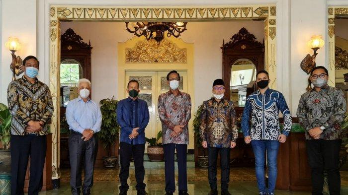 Bertemu Sri Sultan Hamengkubuwono X, Zulhas Bicara Geopolitik