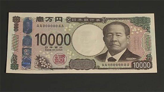 Anti Pemalsuan, Uang 10.000 Yen Baru Dengan Wajah Bapak Kapitalis Jepang