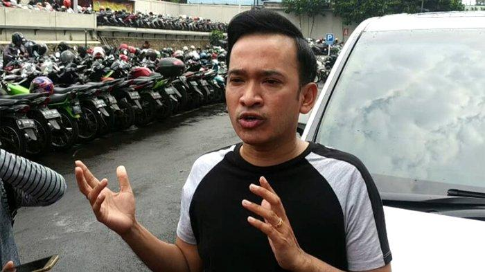 Ruben Onsu yang ditemui di gedung Trans TV, Jalan Kapten Tendean, Mampang Prapatan, Jakarta Selatan, Rabu (13/11/2019).
