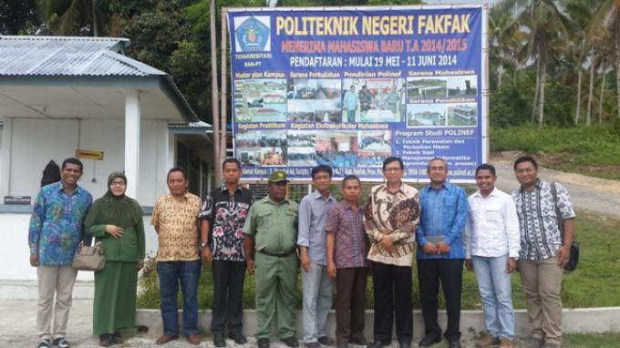 TRIBUNNEWSWIKI : Kabupaten Fakfak, Kota Tua Penuh Sejarah di Papua Barat