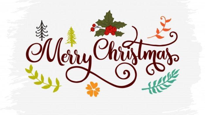 Kata Mutiara Tentang Natal Bahasa Inggris Lengkap Dengan Gambar Artinya Cocok Untuk Update Story Tribunnews Com Mobile