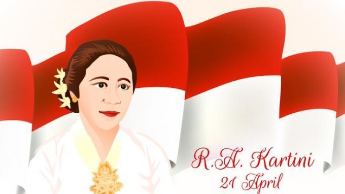 Kumpulan 40 ucapan selamat Hari Kartini yang diperingati setiap tanggal 21 April. Kirimkan ucapan lewat WhatsApp (WA) atau jadikan status di Facebook, Instagram, dan Twitter.