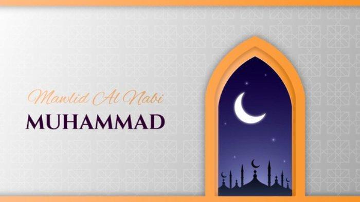 ucapan selamat Maulid Nabi Muhammad 1442 H