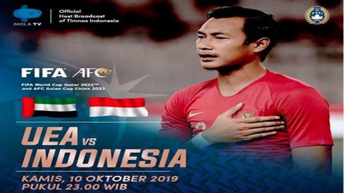Hasil Akhir UEA vs Indonesia Kualifikasi Piala Dunia 2022: Diwarnai Blunder, Garuda Dihajar 5-0