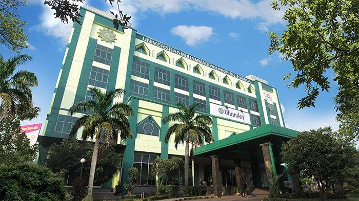 Uhamka Masuk 100 Besar Perguruan Tinggi Indonesia Versi Webometrics 2021