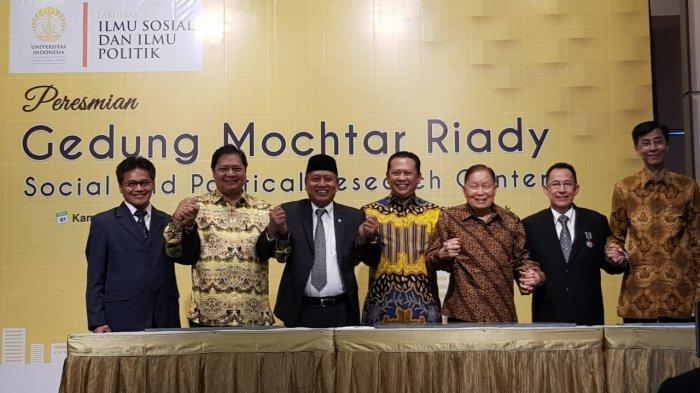 Dirikan Pusat Riset Sosial & Politik, Universitas Indonesia Siap Bersaing Secara Global