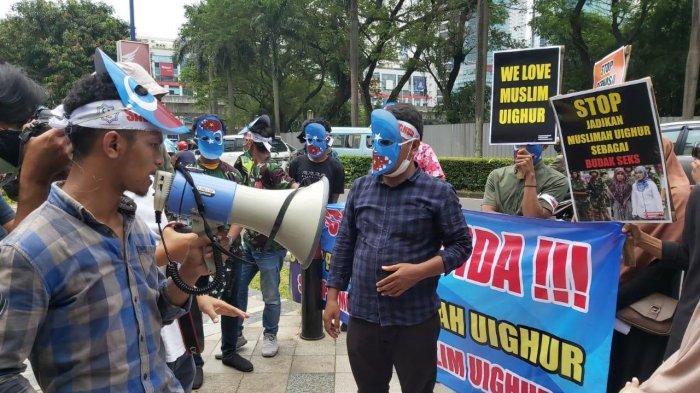 Kedubes China Bantah Isu Penindasan Etnik Minoritas Uighur di Xinjiang