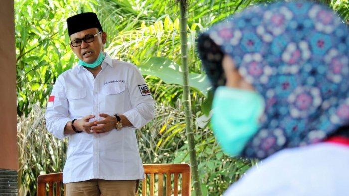 Masyarakat Tanjung Pinang Nilai Kartu Kalteng Sejahtera Menjawab Persoalan