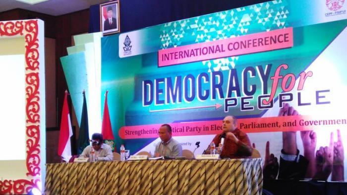 FISIP UIN Walisongo Inginkan Demokrasi yang Bermartabat