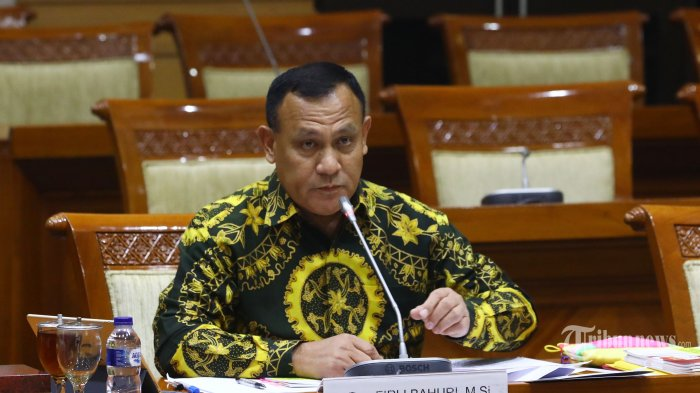 Terpilih Jadi Ketua KPK, Firli Diminta Tepis Tudingan Miring via Kinerja dan Terobosan