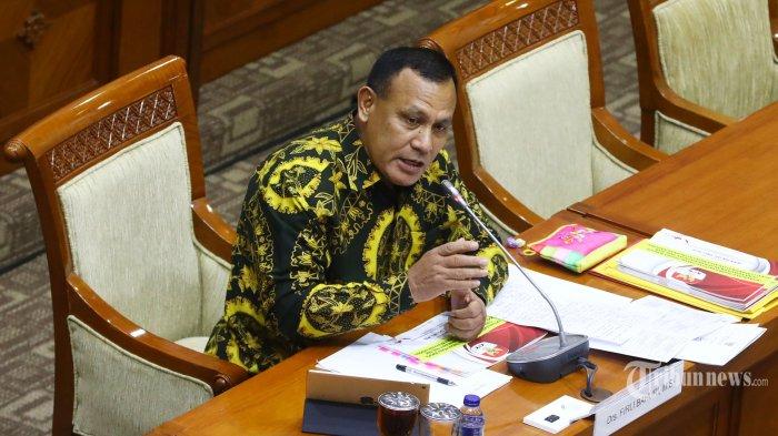 Terpilih Jadi Ketua KPK, Mabes Polri Nilai Firli Miliki Pengalaman Baik di Sumsel
