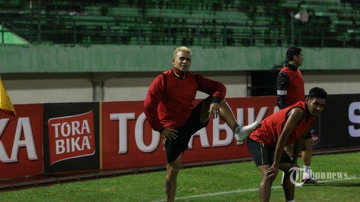 Kabar Liga 2 - Christian Gonzales Mainkan Peran Ganda di RANS Cilegon FC