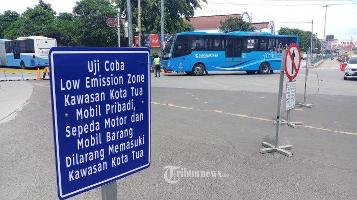 Bus Transjakarta Tetap Beroperasi Normal di Malam Tahun Baru