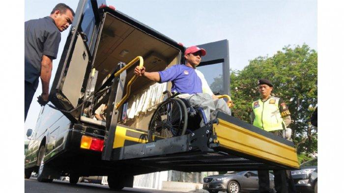 Selama Asian Para Games, Naik Transjakarta Gratis Tiap Weekend