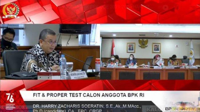 Seleksi Anggota BPK Jadi Polemik, Mahasiswa Serukan Mosi Tidak Percaya kepada Komisi XI
