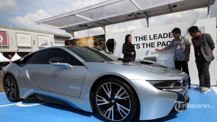 BMW Group Indonesia Bakal Bawa Tiga Mobil Listrik di 2022, Perakitan Lokal Dipikirkan