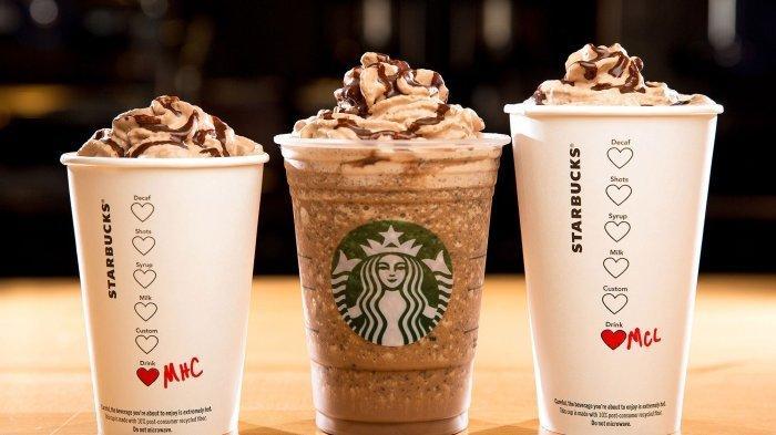 Deretan Fakta Unik Starbucks, Menu Termahal Seharga Rp 2 Jutaan