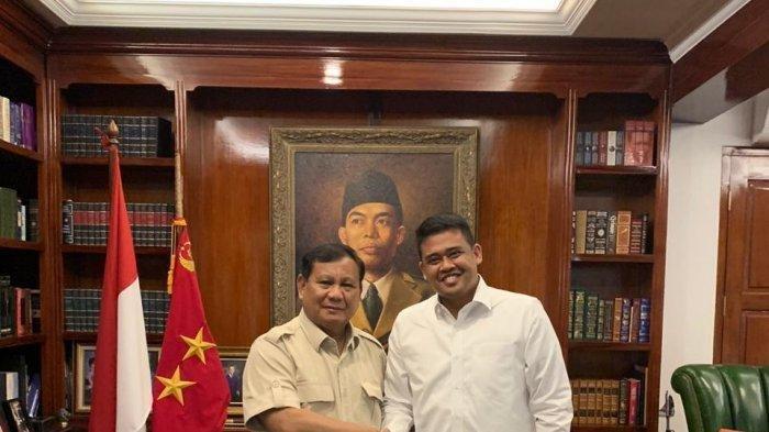 Menantu Jokowi Temui Prabowo, Arief Poyuono Sebut 90% Gerindra Dukung Bobby di Pilkada Medan