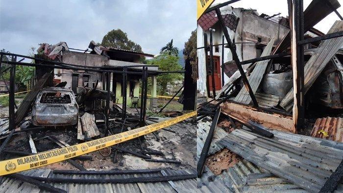 Pemred Serambi Indonesia Minta Polisi Usut Tuntas Kasus Kebakaran Rumah Wartawan di Aceh Tenggara