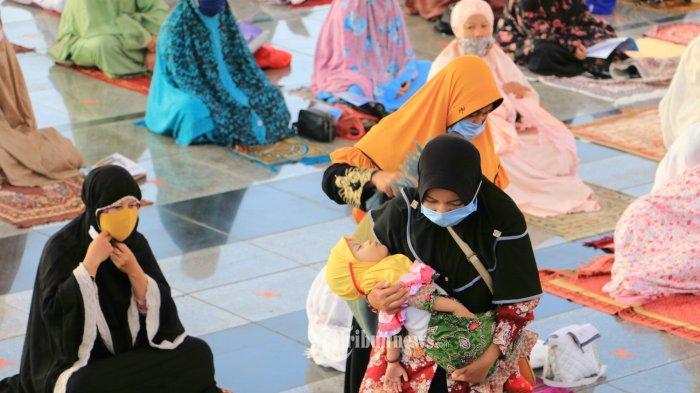 Satgas Covid-19: Kebijakan Salat Idul Adha Harus Sesuaikan Situasi dan Kondisi