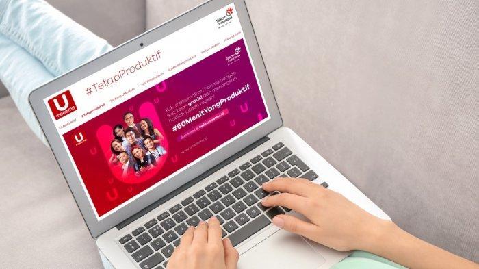 #TetapProduktif, UMeetMe Punya Kelas Online dari Bisnis hingga Memasak!