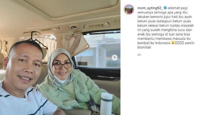Umi Kalsum mengaku belum puas setelah berhasil datangi rumah penghina Ayu Ting Ting hingga buat laporan polisi.