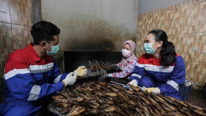 Pertagas Raih Lima Penghargaan Nusantara CSR Award 2020