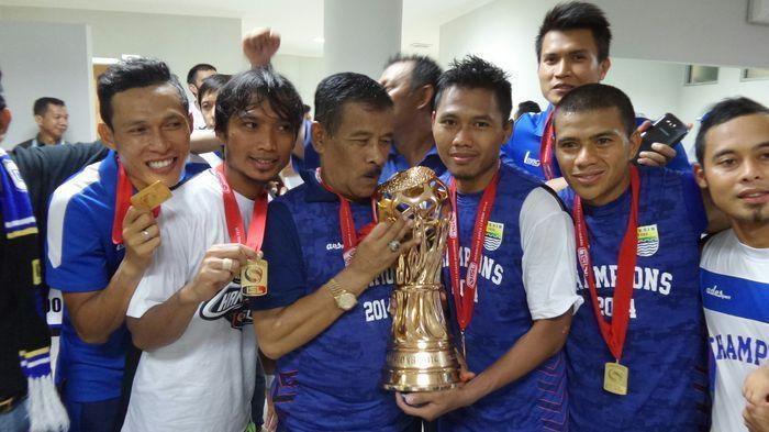 Para Gelandang yang Pernah Bawa Persib Juara Kini Ada di Bali United