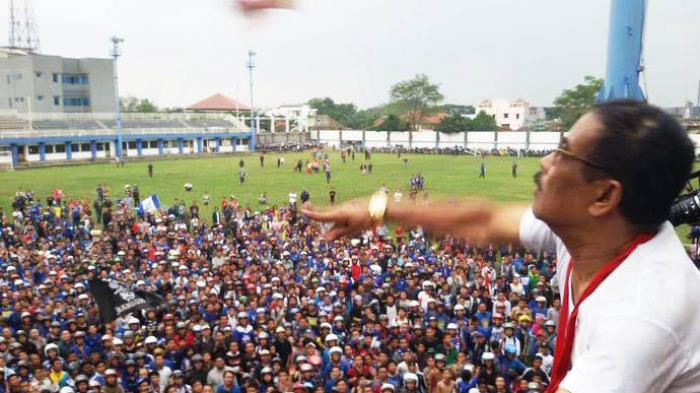 Bonus Berlipat Menanti Skuat Persib Bandung Jika Bisa Jungkalkan Persija