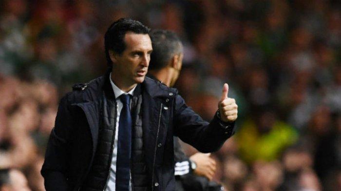 Real Madrid vs Paris Saint Germain: Pertandingan yang Menarik kata Unai Emery