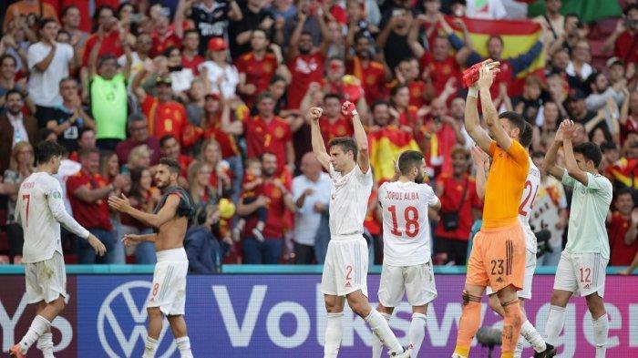 Swiss Vs Spanyol, Bikin 10 Gol dalam 2 Laga, Enrique: Ada yang Lebih Baik dari Tim Matador? Tidak!