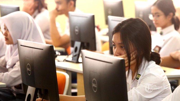 Deretan Keluh Kesah Kocak Netizen Setelah Ujian, Soal UNBK Matematika Bikin Pusing