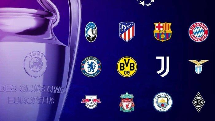SIARAN LANGSUNG Liga Champions Malam Ini: Laga Tandang Real Madrid & Manchester City, Live SCTV