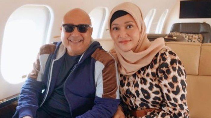 Unggah Foto Berdua, Maia Estianty dan Irwan Mussry Pamit untuk Menjalankan Ibadah Umroh