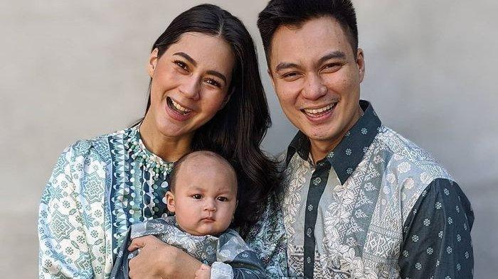 Keluarga Baim Wong dan Paula Verhoeven