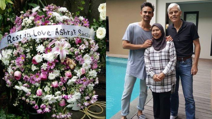 Unggahan Terbaru Mertua BCL Pasca Ditinggal sang Anak: Rest in Love Ashraf Sinclair