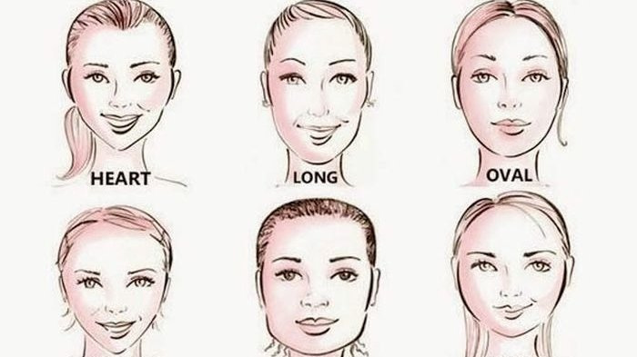 Ungkap Kepribadianmu Sesungguhnya Lewat Bentuk Wajah