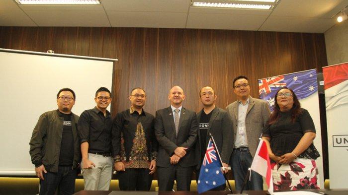 Kembangkan Bisnis Fintech dalam Negeri, UnionSPACE Jalin Kerjasama dengan Australia