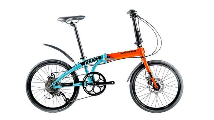 United bike CORA 9S (2020)