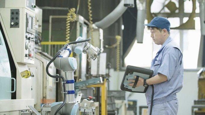 Manufaktur Indonesia akan Mampu Capai Produktivitas yang Lebih Tinggi Menggunakan Robot Kolaboratif