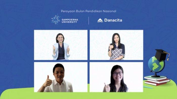 Platform Fintech Danacita Fasilitasi Biaya Pendidikan di Sampoerna University