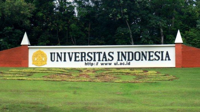 Universitas Indonesia.(Kompas.com)
