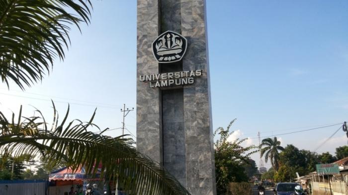 Kompleks Universitas Lampung