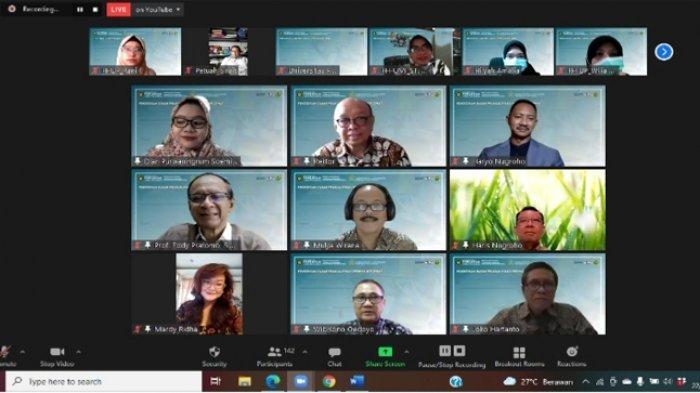 Fakultas Hukum Universitas Pancasila-Kemlu RI Kenalkan Profesi Diplomat kepada Mahasiswa