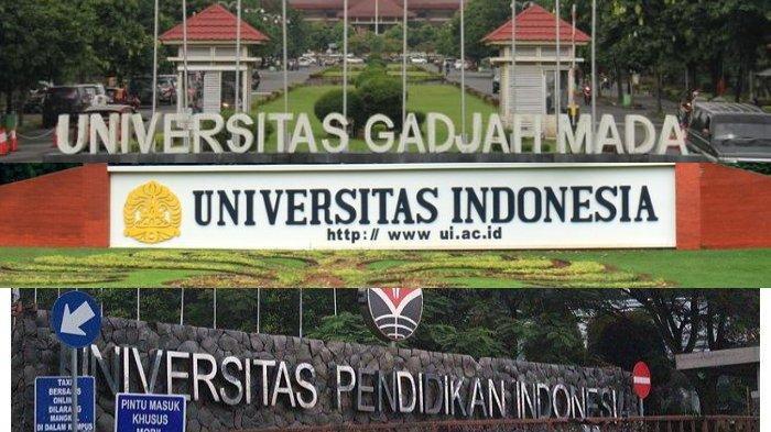 Daftar Ranking 100 Universitas Terbaik di Indonesia 2020 Berdasarkan 4ICU, UGM Jadi Peringkat 1