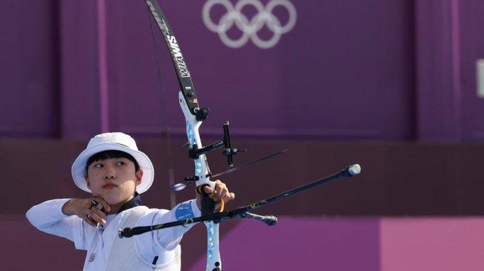 Dibully karena Rambut Pendek, Ribuan Perempuan Korea Selatan Dukung Atlet Panahan An San