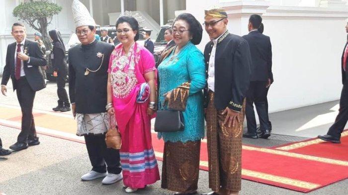 Istri Menhan Hingga Sultan Gunung Tabur dapat Hadiah Sepeda dari Jokowi