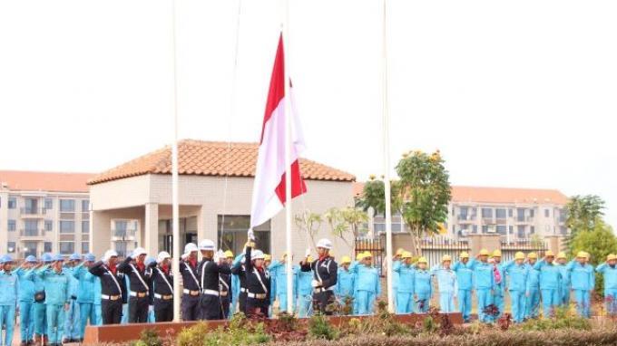 WHW AR Gelar Berbagai Acara Sambut HUT ke-73 Kemerdekaan Indonesia