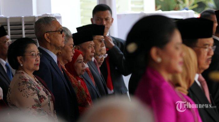 Megawati Singgung KMP dan Voting di DPR Saat Pidato Hari Konstitusi 