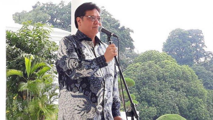 Cegah Gelombang Kedua Covid-19 Saat New Normal, Airlangga Hartarto Jelaskan Peran Penting TNI-Polri